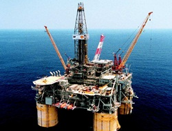 Drilling for Oil May Start Next Year
