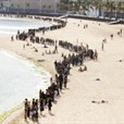 1000 Strong Human Chain Protest In Arrecife
