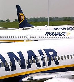 Ryanair Eye Up Inter Island Routes