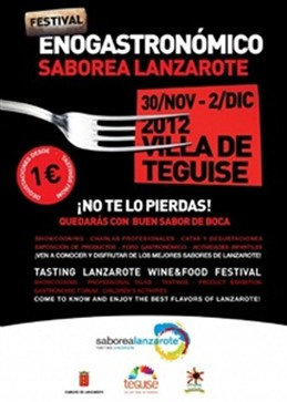 Sample The Food and Wine Fair in Teguise