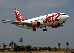 Jet2 Up Winter Flights By 42%