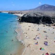 Scorchio! - Lanzarote Spain's Hottest Spot As Heatwave Continues