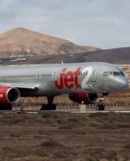 Tourists Arrested After Jet2 Mid-Air Nightmare