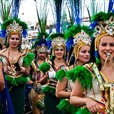 PARTY TIME Carnival Season Kicks Off In Arrecife