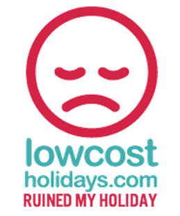 LOW BLOW Lowcost Collapse Ruins 140,000 Holidays