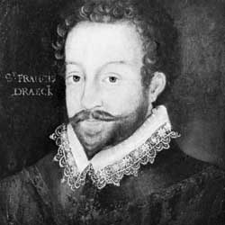 Canary Connections :: Sir Francis Drake