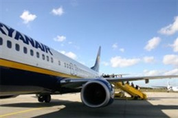 PROMO FLYER Lanzarote Cements Relationship With Ryanair