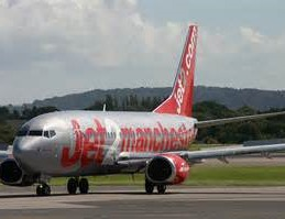 AIR SCARE Jet2 Drama At Manchester Airport
