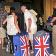 BRITISH BOOST UK Arrivals Up 17.9% In October