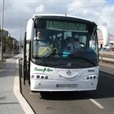 ON THE BUSES Moovit App Aids Tourist Mobility