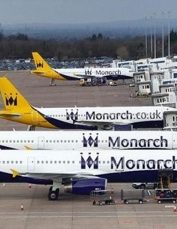 AIR CARE Monarch Rewards Politest Passengers