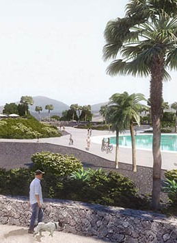 OUTER SPACE New €2.5m Urban Park Plan For Playa Honda