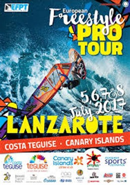 NEW WAVE Euro Windsurfing Championship In Costa Teguise