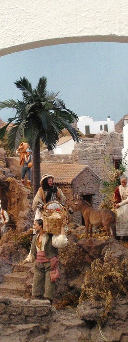 BAH HUMBUG Government Dismantles Nativity in Tinajo