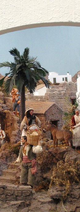 BAH HUMBUG Government Dismantles Nativity in Tinajo