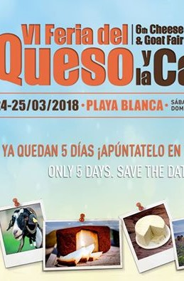 THE BIG CHEESE Goats Cheese Fair In Playa Blanca