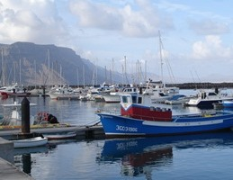 SMALL WONDER La Graciosa Becomes 8th Canary Island