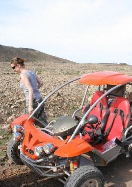 QUAD WRANGLES San Bartolome Closes Roads To Quad Bikes