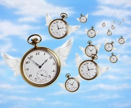 TIME TRAVEL Clocks Go Cuckoo In The Canaries?