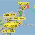 FLIGHT MARE Eight UK Flights Redirected To Fuerteventura