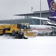 WHITE OUT Big Freeze Closes UK Airports
