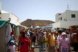 New Attractions At Teguise Market