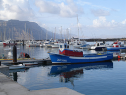La Graciosa Goes Green