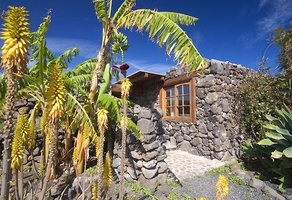 Garden cottage at Lanzarote Retreats
