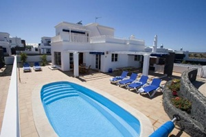 Villa in Playa Blanca
