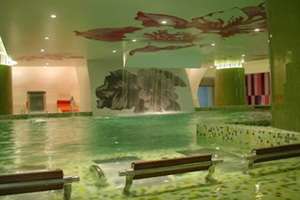 Spa at the Beatriz Playa Hotel