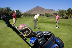 Costa Teguise golf course