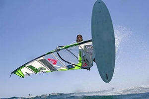 Windsurfing in Costa Teguise