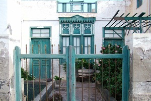 Old Canarian house in Guatiza