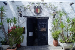 Palacio Marques in Teguise