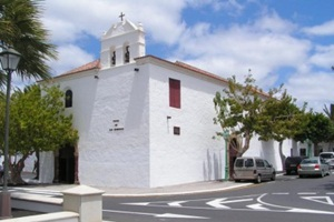 Church in Yaiza