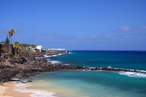 Playa Ancla, Costa Teguise