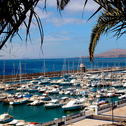 Marina at Puerto Calero