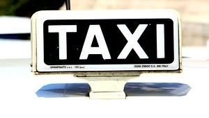 Lanzarote Taxis at Monumento al Campesino