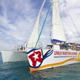 I LOVE PAPAGAYO CATAMARAN