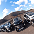 TIMANFAYA - TWIZY ELECTRIC CAR TOUR
