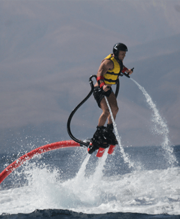 FLYBOARD PARACRAFT EXPERIENCE