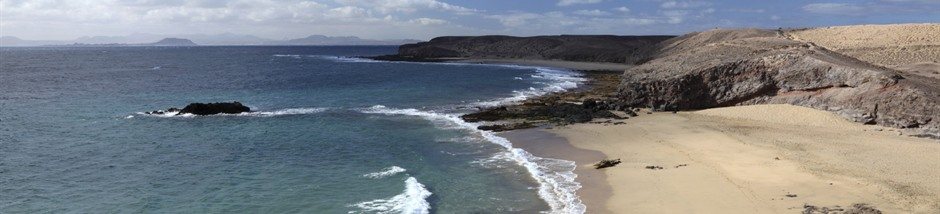 Playas de <br/> Papagayo