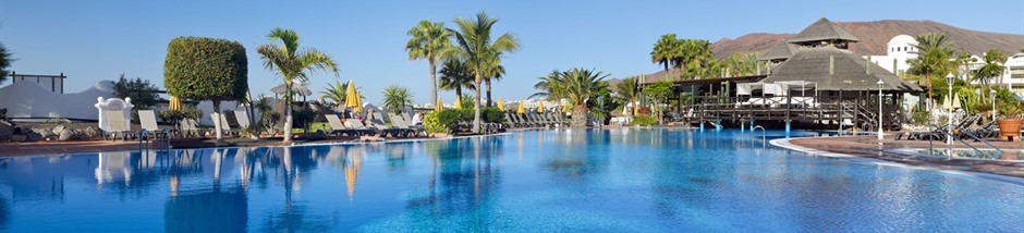 Hotel Rubicon Palace - Playa Blanca