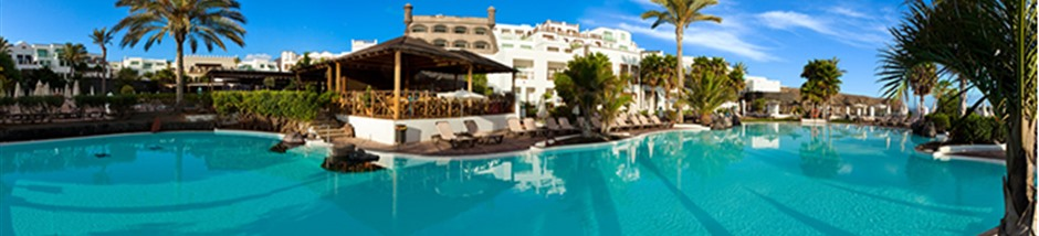Dream Hotel Gran Castillo - Playa Blanca