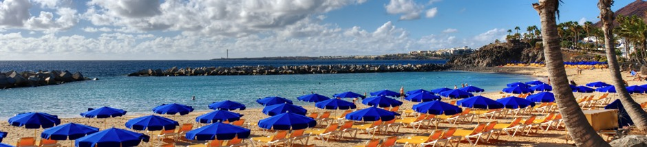 Playa Flamingo <br/> Playa Blanca