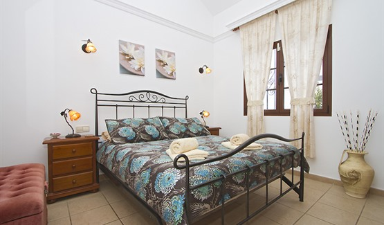 Villa Isabella, Playa Blanca, Bedroom