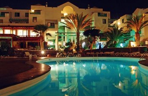 Barcelo La Galea, Costa Teguise, Nightime