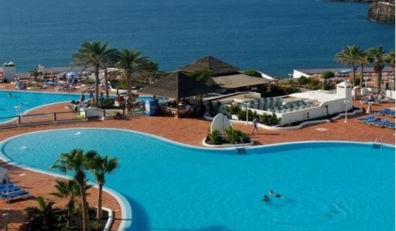 Papagayo Arena Hotel, Playa Blanca, Pool