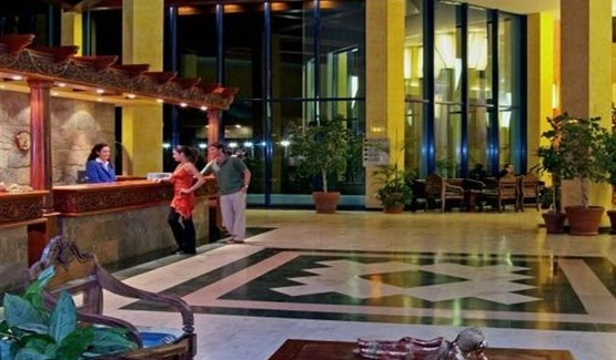 Papagayo Arena Hotel, Playa Blanca, Reception