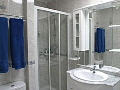 Casa del Sol Apartment, Playa Blanca, bathroom